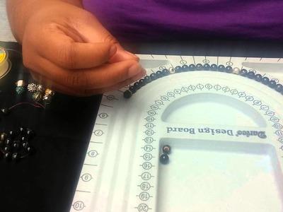 DIY Jewelry: Men's Beaded Bracelet