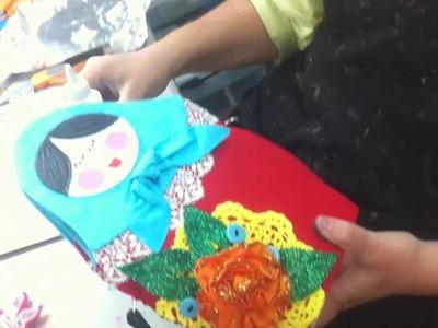 DIY Nesting Doll Purse with Cheryl Ball