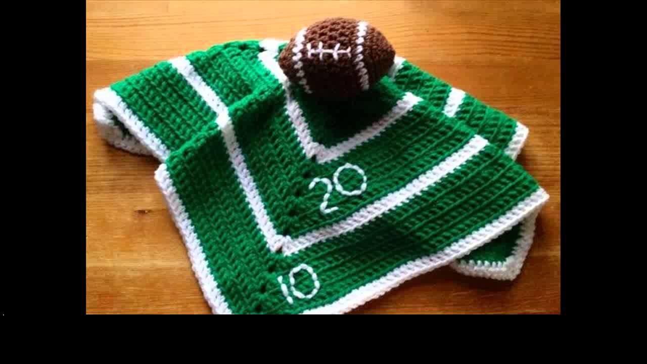 Easy crochet baby blanket ideas