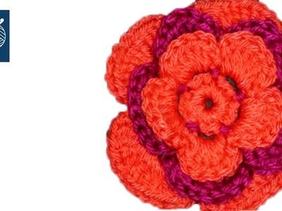 Flower Crochet Geek Left Hand