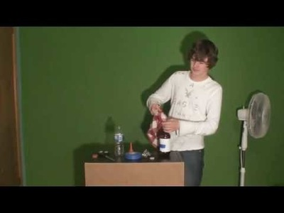How to Make A PROP Molotov Cocktail (DIY).flv