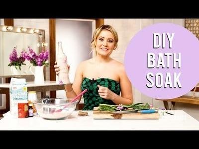 Make DIY Bath Salt For a Mother's Day Gift!