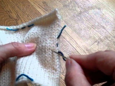 Measuring for Gauge and How to Count Rows and Stitches--Tip of the Week  04 06 12