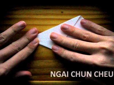 Origami Star Box (Tutorial)