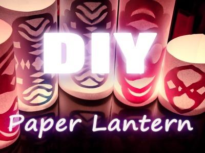 ✧✧Paper Lantern DIY - SIMPLE & CUTE✧✧
