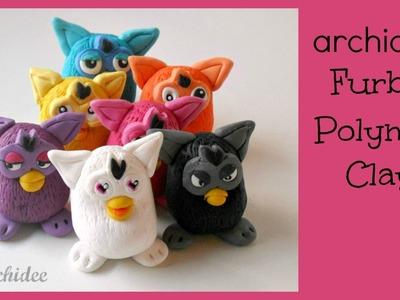 Polymer Clay Tutorial | Furby in Love | Bad Furby | DIY San Valentino