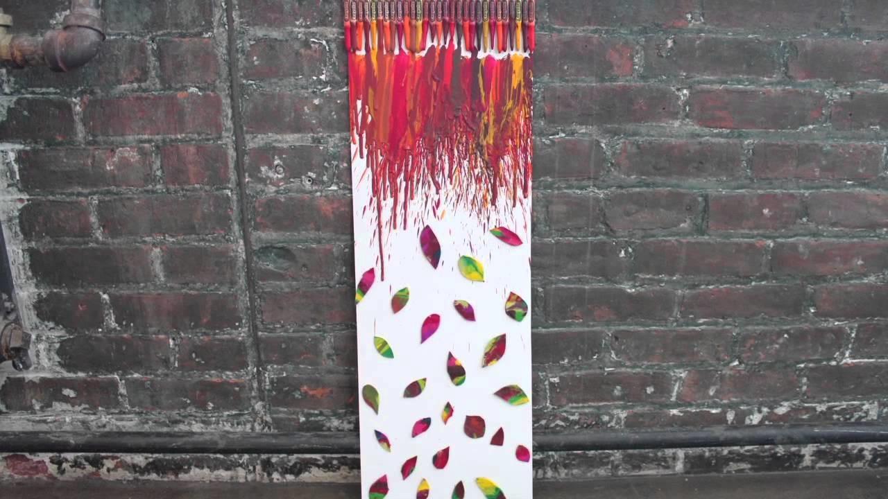 Thanksgiving Craft Inspiration from Crayola