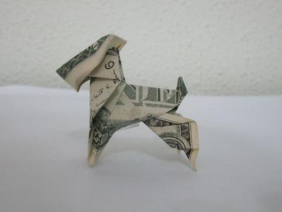 TUTORIAL - Origami Dog (Mini Schnauzer)