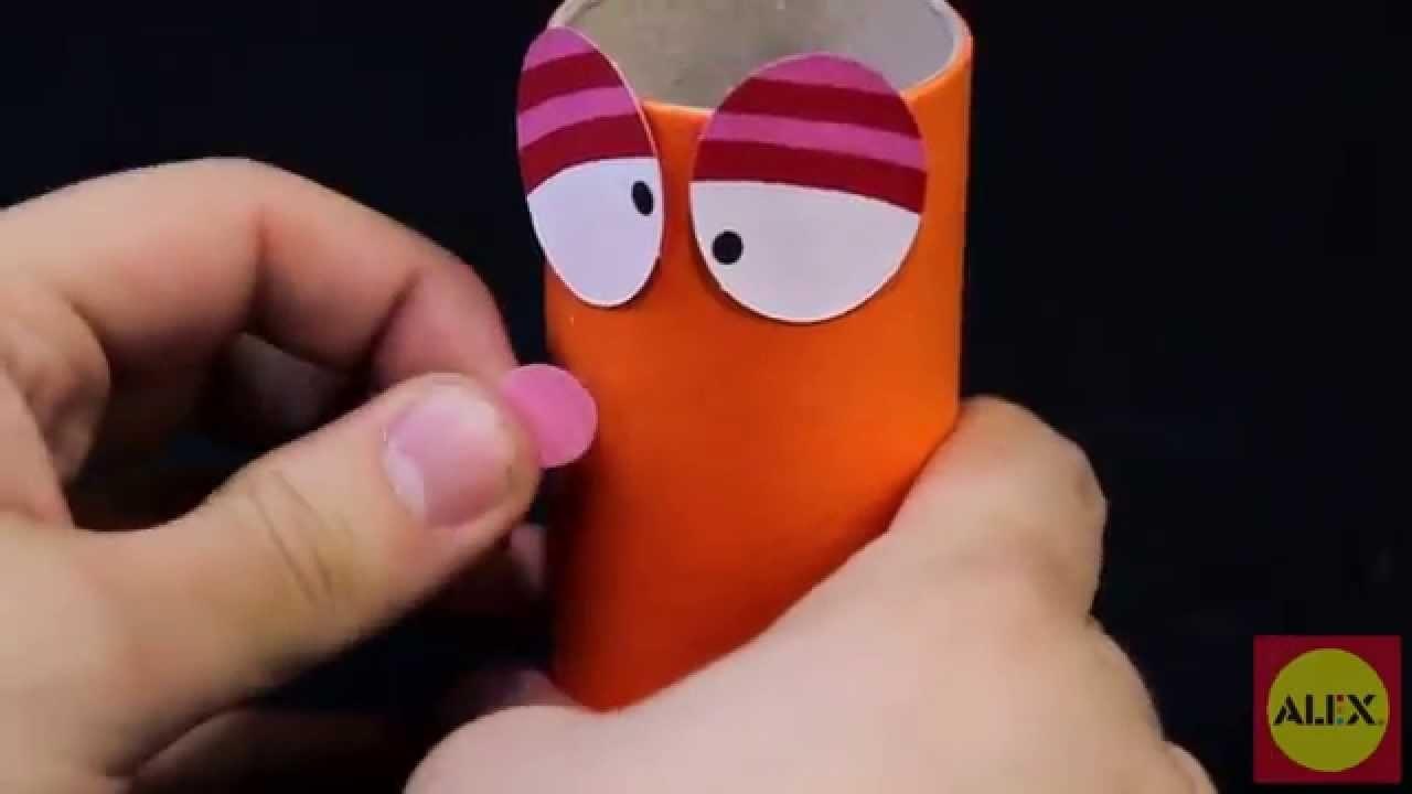 ALEX Toys Paper Tube Ocean Craft Kit #1418