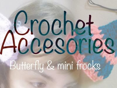 ♥ Crochet accesories ☁ tutorial