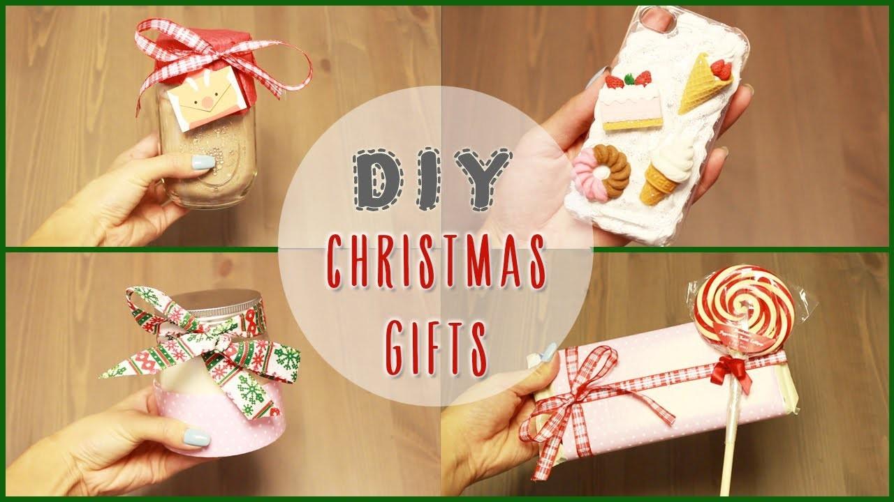 DIY: 5 Easy, DIY Christmas Gift Ideas   ilikeweylie