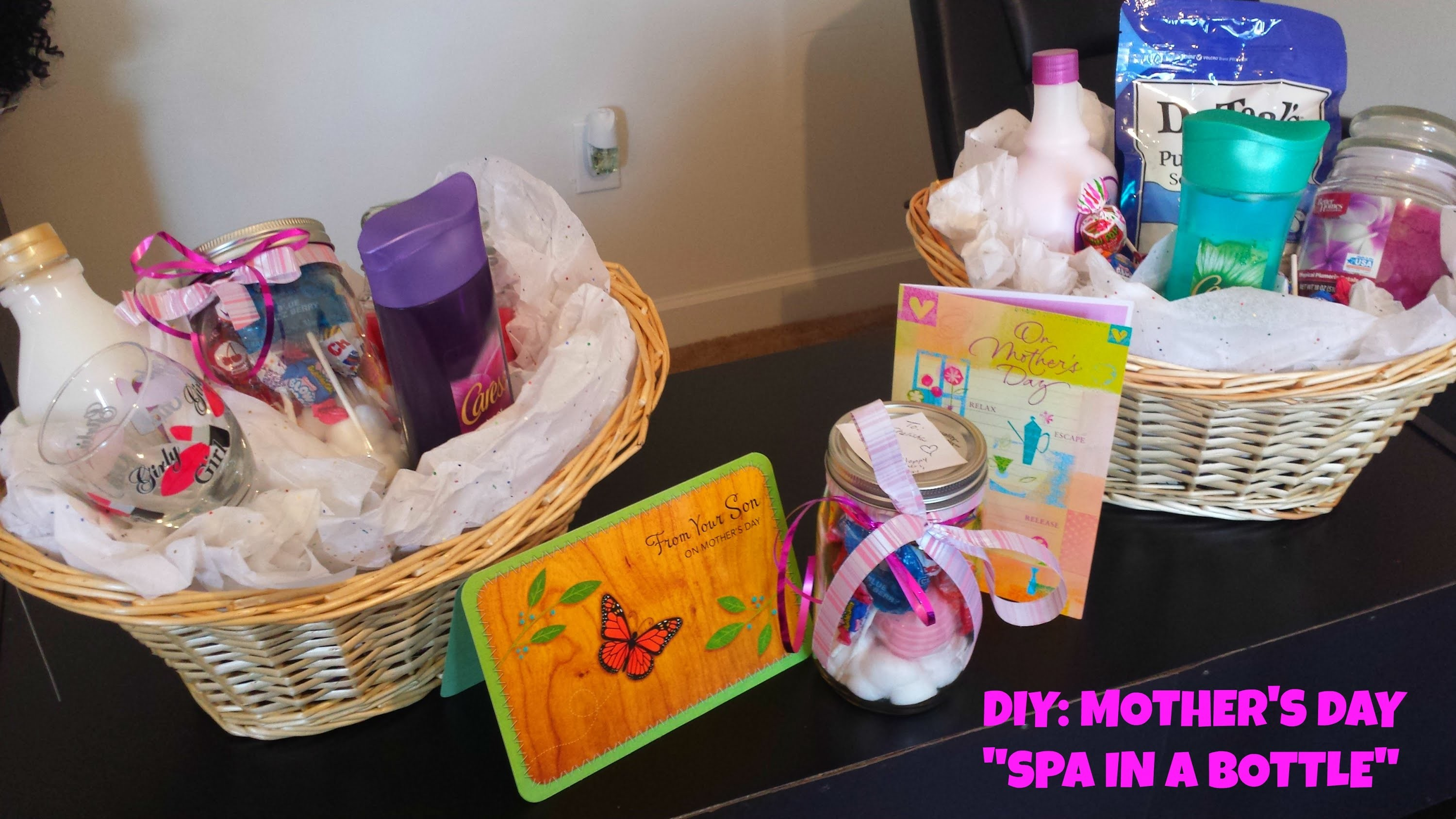 """DIY Mother's Day Gift Ideas LAST MINUTE 