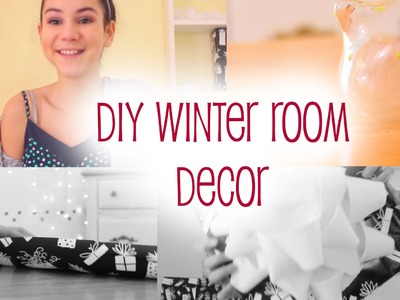Diy Winter Room Decor - Simple Holiday Projects