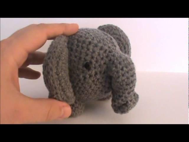 Elephant Amigurumi