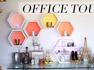 Evelina's Office.Studio Tour