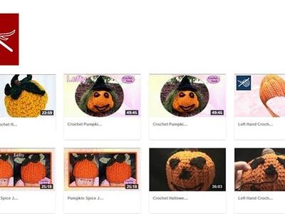 Halloween Pumpkin Table of Contents Crochet Geek