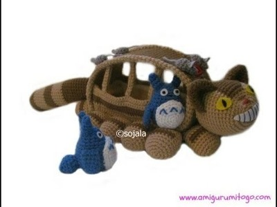 How To Crochet A Cat Bus Free Pattern