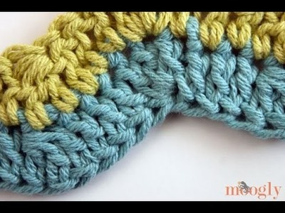 How to Crochet: Increasing and Decreasing with Foundation Stitches