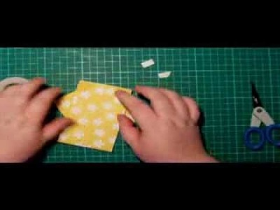 How to fold a Shirt - Paper Folding