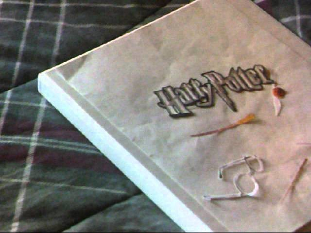 How to Make a Harry Potter Scrapbook