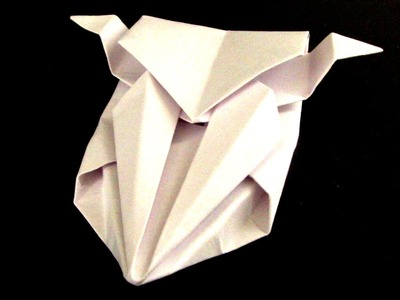 How to make: Origami Spacecraft