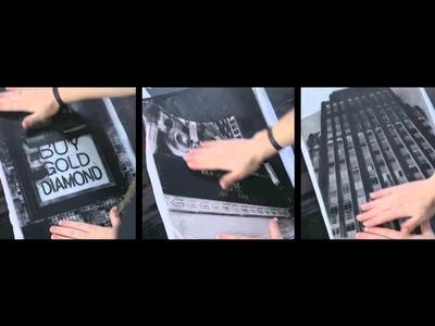 Innovation in DIY Screenprinting by Jesse Genet