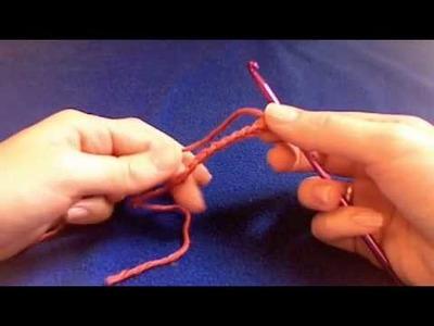 Learn to Crochet--Crochet 101 Tutorial by Beth Nielsen from ChiCrochet.com