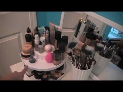 My Craft.Sewing.Makeup ROOM Tour (Updated)