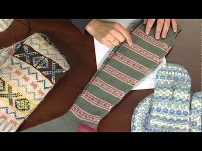 Preview Knitting Seamless Colorwork Workshop with Courtney Kelley and Kate Gagnon Osborn