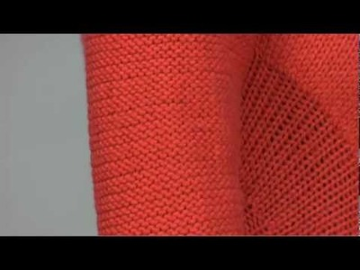 #1 Long Coat, Vogue Knitting Fall 2009