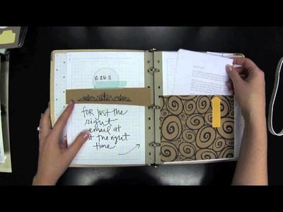 14 Days of Tricks & Treats: Product Selection for a Simple, Scrappy Journal