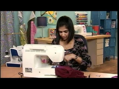 307-1 Deepika Prakash has a lesson on sewing successfully on knits on It's Sew Easy