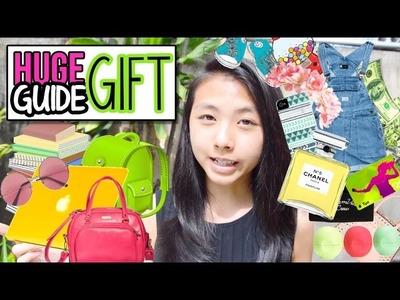 ❄ 50 Birthday. Holiday Gift Ideas For Friends & Family: Beauty, Tech, DIY, Etc. | AlohaKatieX ❄