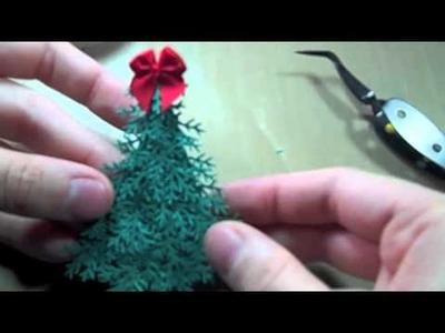 Christmas Tree Tutorial Part 1