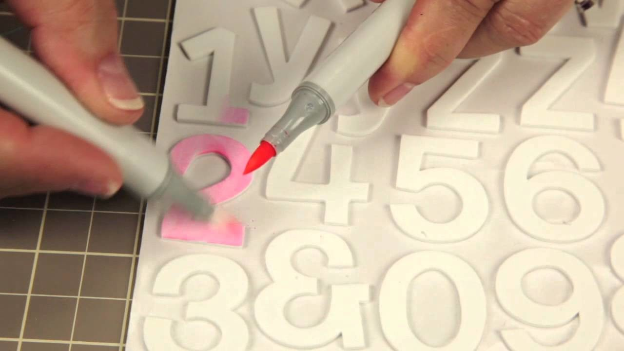 Copic - Copic Scrapbook Techniques