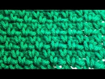 Crochet Granite Stitch by Crochet Hooks You
