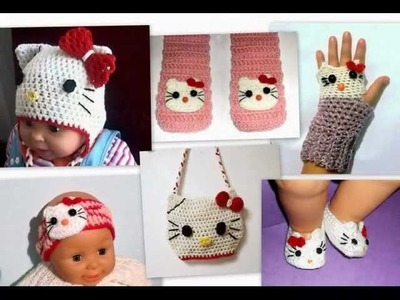 Crochet Hello Kitty