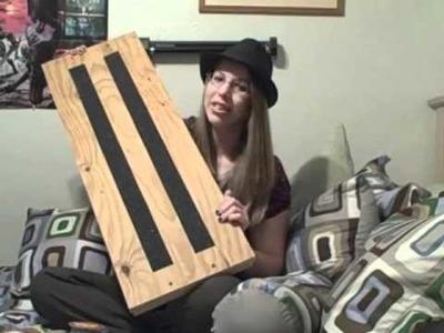 DIY: Balance Board (aka Rola Bola) ***Updated Video***
