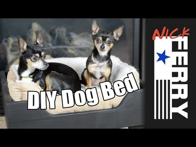 Ⓕ DIY Dog Bed (ep29)