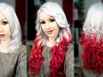 DIY Extensions of ICE AND FIRE - Tutorial by Cira Las Vegas
