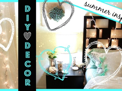 ☀ DIY Room Decor ☀