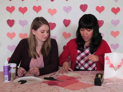 Diy valentines day room decor my crafts and diy projects for Room decor ulhasnagar