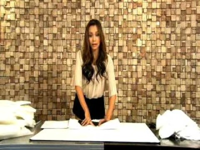 EMHE DIY tips: Quick and Easy Wall Treatments with Divine Lee