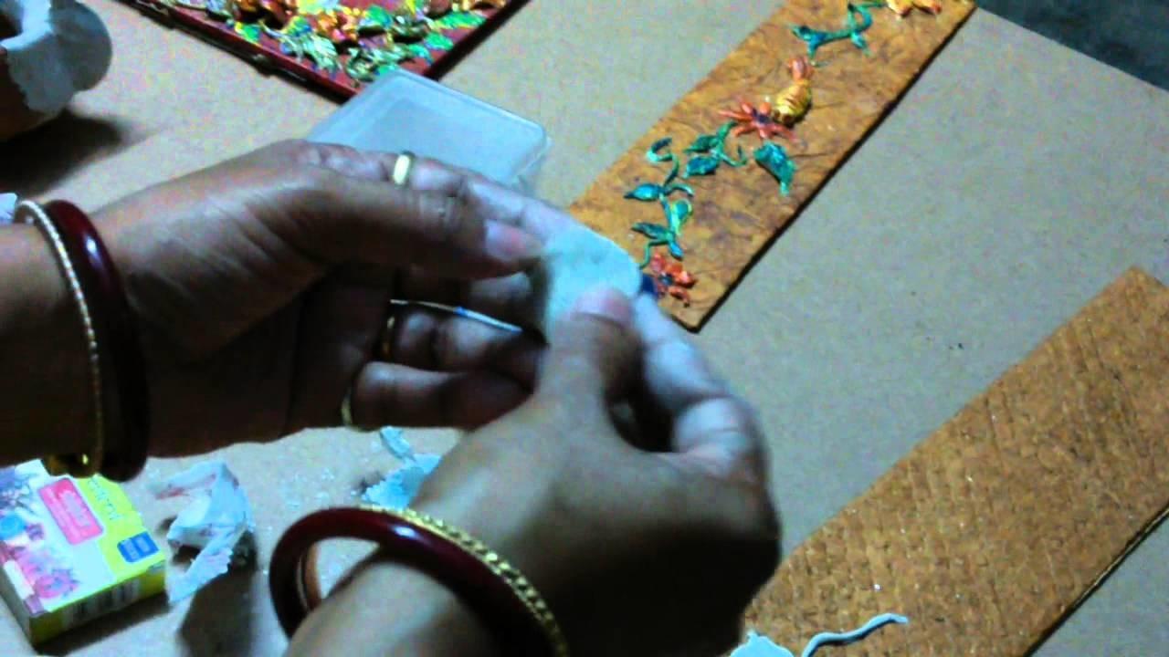 How to do Rose with  M seal Hobbies Shilpkar Craft