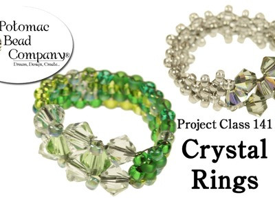 How to Make Crystal Rings