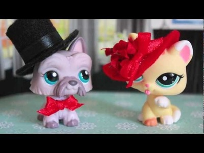 How to Make Fun Fashion Stuff for LPS and  Mini Dolls
