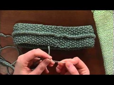 Knit the Hope Top by Kristen Tendyke, from Knitting Daily TV Episode 908