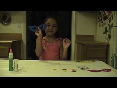Little Miss Episode 3 Mask Craft