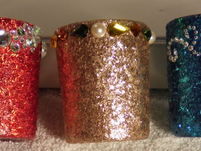 Make Beautiful Holders For Christmas Gifts! Lipsticks, Rings, Flowers, Candles & More!