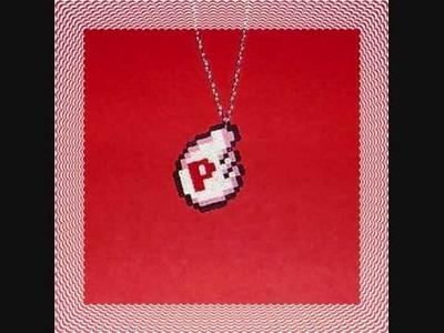 Mini Hama Bead Necklaces Series 1